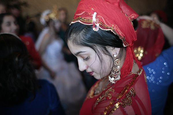 russian gypsy girl
